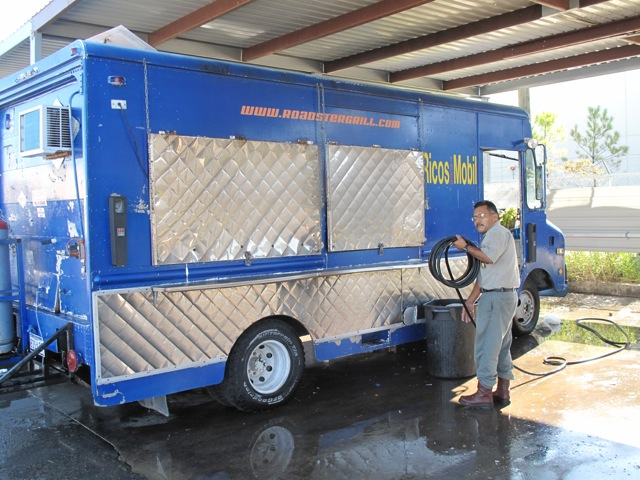 Food Truck Commisary