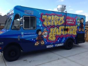 Miso Yummy truck