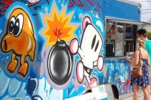 Kok Yu food truck