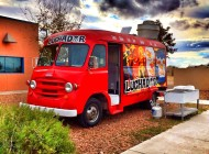 Luchador Food Truck Tag Teams With Food Bank To Feed Homeless
