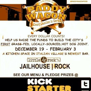 Paddy Wagon kickstarter fund raising