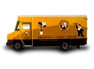 New Orleans Vinyl Food Truck Wraps/Fleet Graphics Companies