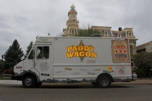 Paddy Wagon food truck