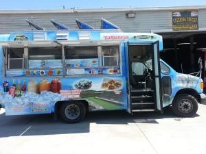 El Monte Catering trucks