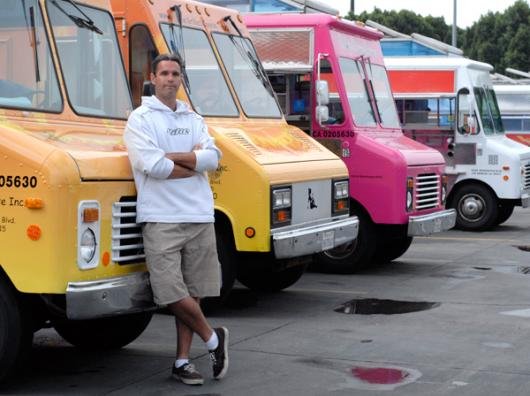 Upfitters food trucks