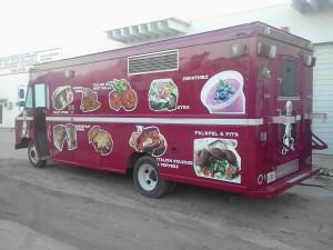 Food Truck Heaven