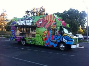 LA Catering Truck Mfg