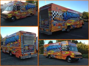 US Catering trucks