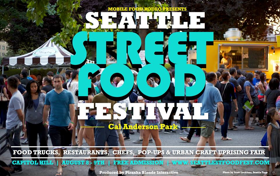 Seattle street food festival