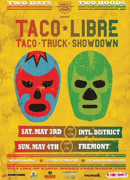 taco libre taco truck showdown