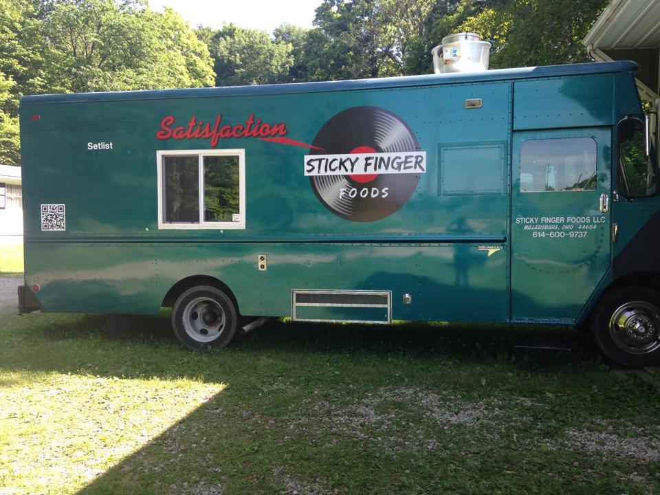 Sticky Finger Food Truck