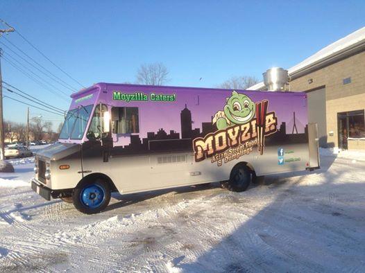 Moyzilla Food truck