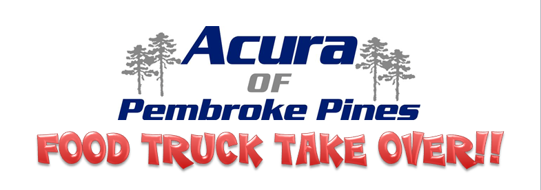 Food truck Take Over Acura