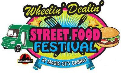 Wheelin Dealin Street food festival