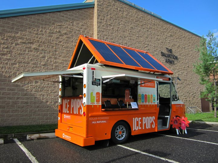 Sungevity food truck