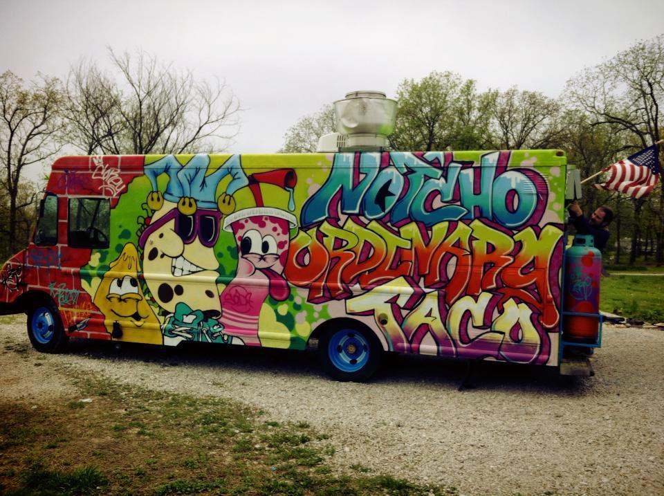 Notcho Ordinary Taco truck