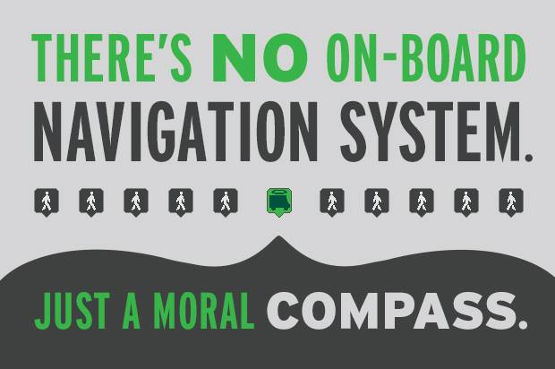 Finnegans moral compass promotion