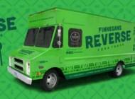 Finnegan's Reverse Food Truck