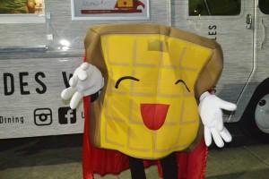 Mr. Ironside's mascot