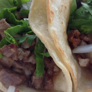 Pork Lechon Tacos