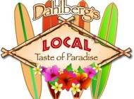 Dahlberg's Local Taste of Paradise – Reno, NV