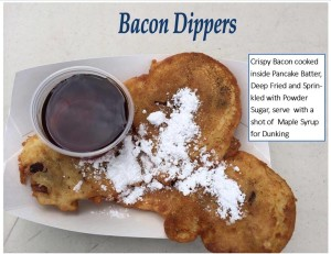 Bacon Dippers