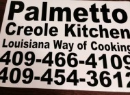 Palmetto Creole Kitchen – Beaumont, TX