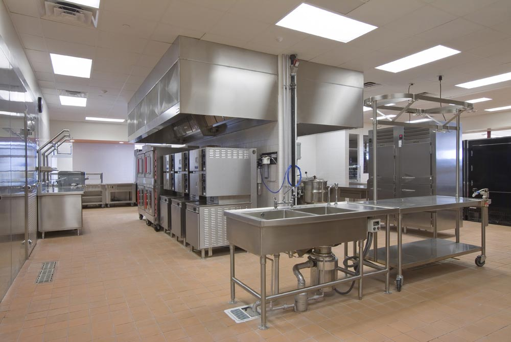 Commercial Kitchen Design Reqirements