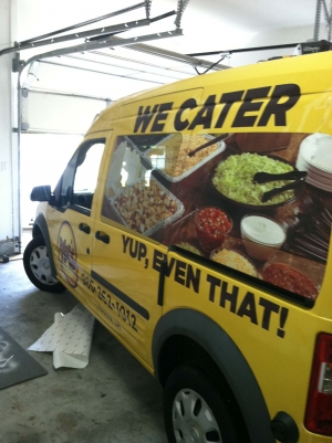 Vehicle Wraps New Orleans Directory Nola Food Truck