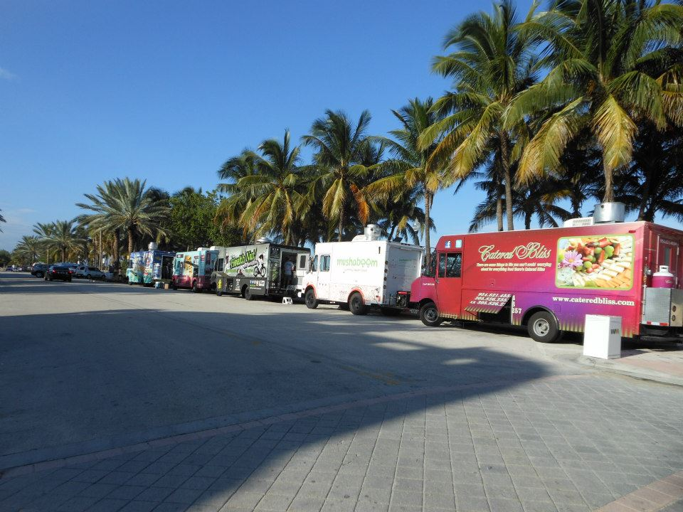 Food Truck Festivals Florida