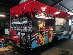 Chef Units Food Truck Builder Houston Tx