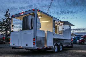 Custom Built Food Trucks Eugene Oregon