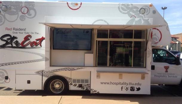 StrEat Texas Tech Food Truck